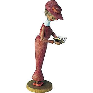 Kleine Figuren & Miniaturen Märchenfiguren Wilhelm Busch (KWO) Fromme Helene - 9 cm