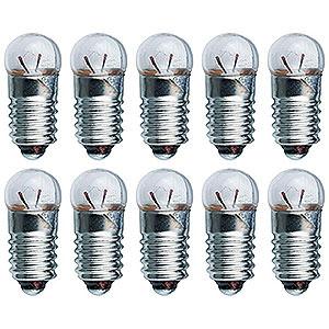 Kleine Figuren & Miniaturen Zubehör Glühlampe - Sockel E5,5 - 3,5V/0,2A