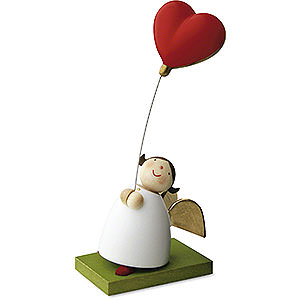 Angels Reichel Guardian Angels Guardian Angel with Balloon Heart - 3,5 cm / 1.3 inch