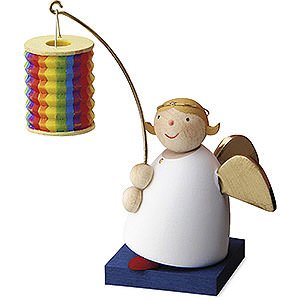 Angels Reichel Guardian Angels Guardian Angel with Lantern - 3,5 cm / 1.3 inch