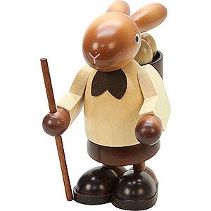 Kleine Figuren & Miniaturen Tiere Hasen Hasenfrau natur - 21,5 cm
