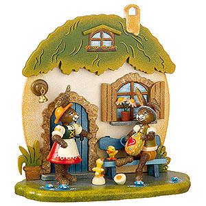 Kleine Figuren & Miniaturen Tiere Hasen Hasenhausen - 17 cm