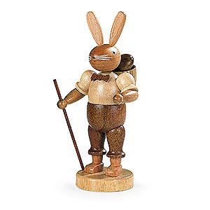 Kleine Figuren & Miniaturen Tiere Hasen Hasenmann naturfarben - 17 cm