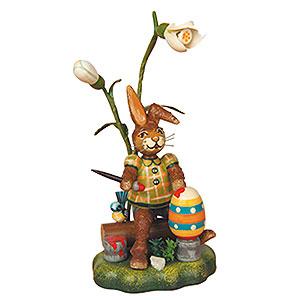 Kleine Figuren & Miniaturen Tiere Hasen Hasenmax der Farbenkünstler - 11 cm