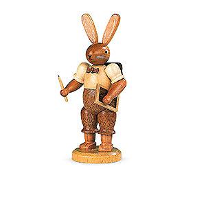 Kleine Figuren & Miniaturen Tiere Hasen Hasenschuljunge - 11 cm