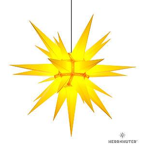 Adventssterne und Weihnachtssterne Herrnhuter Stern A13 Herrnhuter Stern A13 gelb Kunststoff - 130 cm