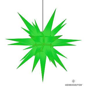 Adventssterne und Weihnachtssterne Herrnhuter Stern A13 Herrnhuter Stern A13 grün Kunststoff - 130 cm