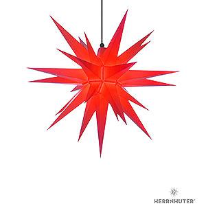 Bestseller Herrnhuter Stern A7 rot Kunststoff - 68 cm