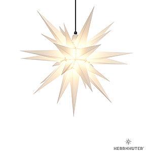 Adventssterne und Weihnachtssterne Herrnhuter Stern A7 Herrnhuter Stern A7 weiss Kunststoff - 68 cm