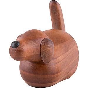 Kleine Figuren & Miniaturen Björn Köhler Krippe groß Hirtenhund liegend - 4 cm