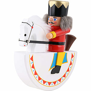 Nutcrackers Kings Horseman King - 13 cm / 5.1 inch