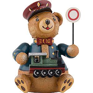 Small Figures & Ornaments Hubrig Hubiduu Hubiduu - Railroader - 7 cm / 2.8 inch