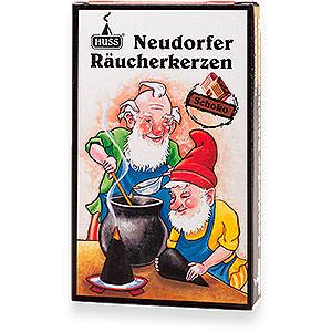Smokers Incense Cones Huss Neudorf Incense Cones Chocolate