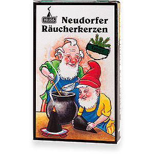 Smokers Incense Cones Huss Neudorf Incense Cones Fir Tree