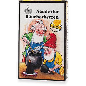 Smokers Incense Cones Huss Neudorf Incense Cones Honey