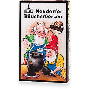 Räuchermänner Räucherkerzen Huss Neudorfer Räucherkerzen - Kaffee