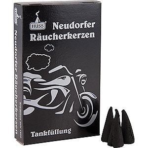 Räuchermänner Räucherkerzen Huss Neudorfer Räucherkerzen - Motorduft