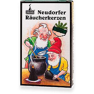 Räuchermänner Räucherkerzen Huss Neudorfer Räucherkerzen - Tanne