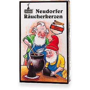 Räuchermänner Räucherkerzen Huss Neudorfer Räucherkerzen - Zimt