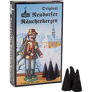 Räuchermänner Räucherkerzen Huss Original Neudörfer Räucherkerzen - Sandel