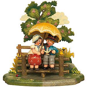 Kleine Figuren & Miniaturen Hubrig Vier Jahreszeiten Jahreszeit - Sommer - 13x12 cm