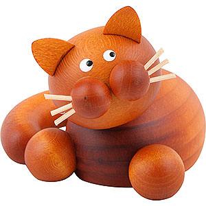 Kleine Figuren & Miniaturen Tiere Katzen Katze Charlie Schmusekatze - 5,5 cm