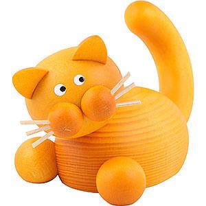 Kleine Figuren & Miniaturen Tiere Katzen Katze Emmi auf der Lauer - 5,5 cm