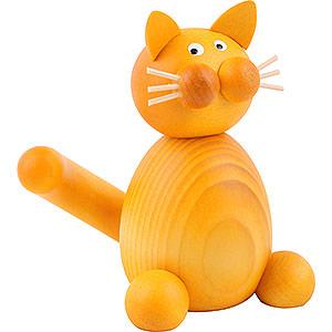Kleine Figuren & Miniaturen Tiere Katzen Katze Emmi sitzend - 7 cm
