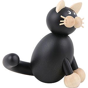 Kleine Figuren & Miniaturen Tiere Katzen Katze Tante Hilde - 8,5 cm