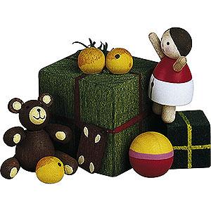 Weihnachtsengel Günter Reichel Dekoration Kleinkram - 2,5 cm