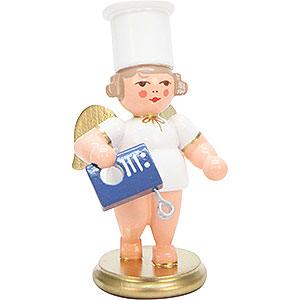 Weihnachtsengel Kochengel (Ulbricht) Kochengel mit Handmixer - 7,5 cm