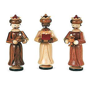 Krippenfiguren Alle Krippenfiguren Krippenfiguren - Heilige 3 Könige - 13 cm