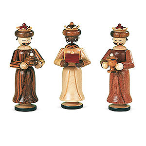 Kleine Figuren & Miniaturen Krippen Krippenfiguren - Heilige 3 Könige - 13 cm