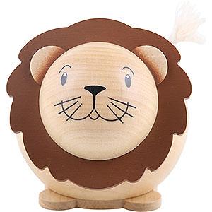 Kleine Figuren & Miniaturen Tiere Löwen Kugelfigur Löwe - 6 cm