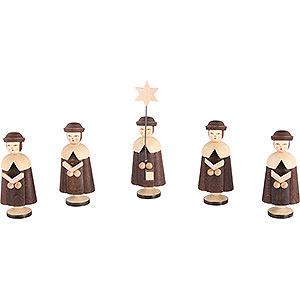 Kleine Figuren & Miniaturen Kurrende Kurrende 5 Figuren - 6,5 cm