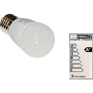 Adventssterne und Weihnachtssterne Zubehör LED Lampe E27, 6 Watt