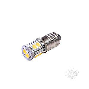 Lichterwelt Ersatzlampen LED Lampe, passend zu Stern 29-00-A1E oder 29-00-A1B