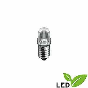 Small Figures & Ornaments Accessories LED Light Bulb - E5.5 Socket - 12V