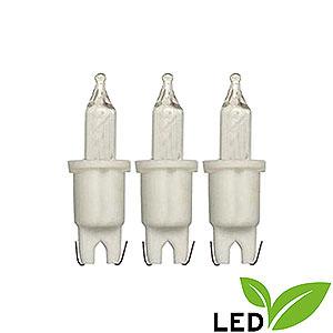World of Light Spare bulbs LED Pisello Lamp - Warm White - 3V/0.06W