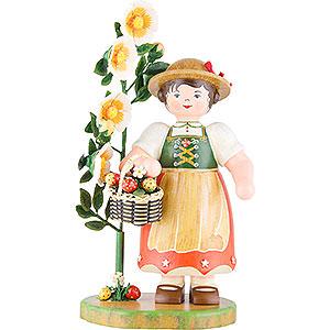 Kleine Figuren & Miniaturen Hubrig Vier Jahreszeiten Landidyll Annabell - 35 cm