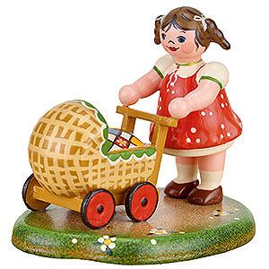Kleine Figuren & Miniaturen Hubrig Vier Jahreszeiten Landidyll Lauras Püppchen - 6 cm