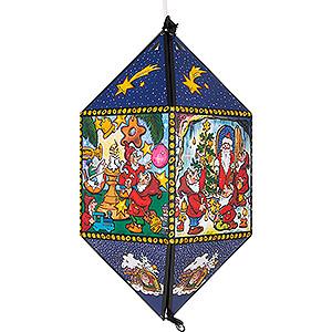 World of Light Lanterns Lantern - Dwarfland - 40 cm / 15.7 inch