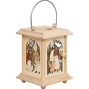 World of Light Lanterns Lantern Gnomes - 24 cm / 9.4 inch