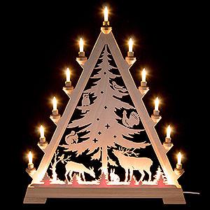 Lichterwelt Lichterspitzen Lichterspitze Spitzer Baum - 66 cm