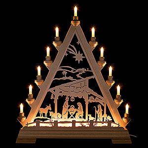 World of Light Light Triangles Light Triangle - Betlehem - 56 cm / 22 inch