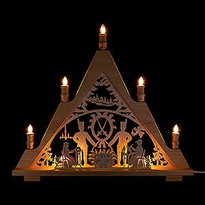 World of Light Light Triangles Light Triangle - Miner - 60x48 cm / 23.6x18.9 inch