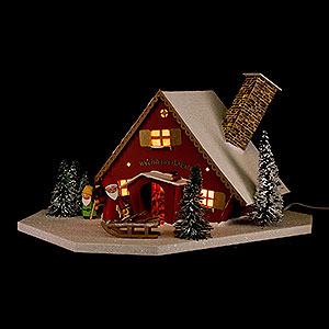 World of Light Lighted Houses Lighted House Dwarves' Workshop - 19 cm / 7.5 inch