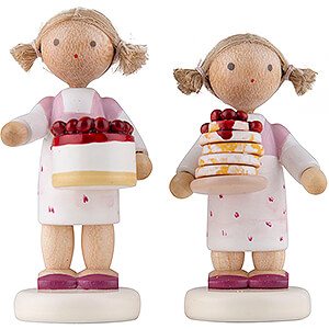 Small Figures & Ornaments Flade Flax Haired Children Limited Figures of the Year 2019
