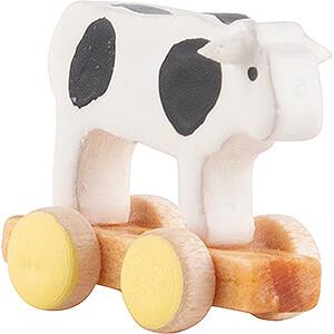 Little Calf on Wheel Board - 1,3 cm / 0.5 inch