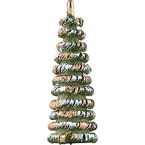 Little Tree Green/White/Gold - 4 cm / 1.6 inch